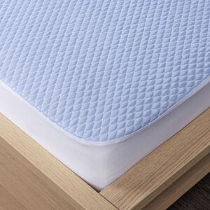 4Home Chladicí chránič matrace s lemem Cooler, 200 x 200 cm