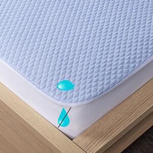 4Home Chladicí nepropustný chránič matrace s lemem Cooler, 200 x 200 cm