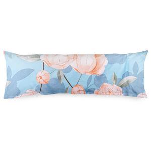 4Home Povlak na relaxační polštář Náhradní manžel Peony Dream, 50 x 150 cm