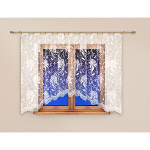 4Home Záclona Pivoňky, 300 x 150 cm