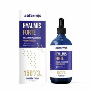 ABFARMIS Hyalmis Forte - kyselina hyaluronová k vnitřnímu užití 96 ml