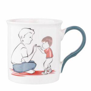 Altom Porcelánový hrnek Táta a syn, 250 ml
