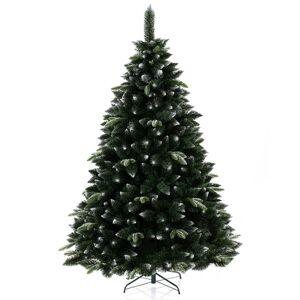 AmeliaHome Vánoční stromek Borovice Diana, 220 cm