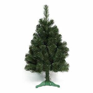 AmeliaHome Vánoční stromek Jedle Lena, 100 cm