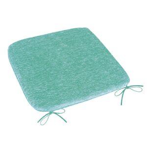 Bellatex Sedák Žaneta hladký zelená, 38 x 38 cm