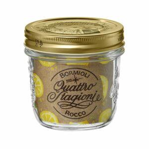 Bormioli Rocco Zavařovací sklenice Quattro Stagioni, 200 ml