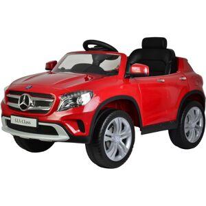 Buddy Toys BEC 8111 Mercedes GLA červená