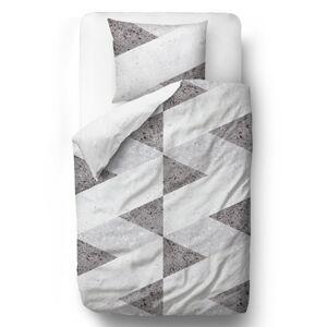 Butter Kings Saténové povlečení Geometric pattern, 140 x 200 cm, 70 x 90 cm