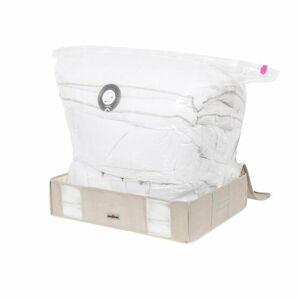 Compactor Compactor Life 2.0. vakuový úložný box s pouzdrem - L 145 litrů, 65 x 50 x 15,5 cm