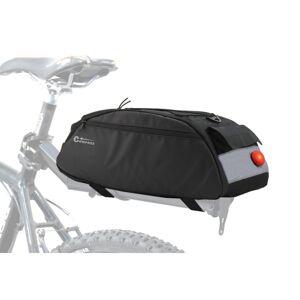 Compass Cyklotaška na zadní nosič + zadní LED světlo