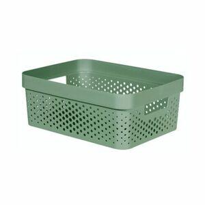Curver Úložný box INFINITY 11 l, zelená