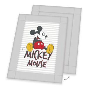 Herding Dětská hrací deka Mickey Mouse, 100 x 135 cm