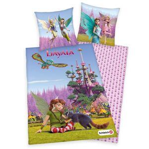 Herding Dětské bavlněné povlečení bayala, 135 x 200 cm, 80 x 80 cm
