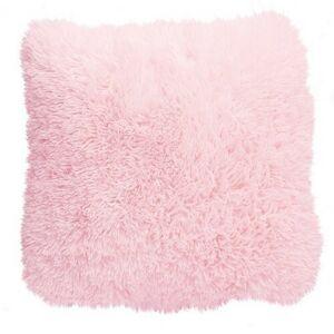 Domarex Povlak na polštář Muss světle růžová, 40 x 40 cm