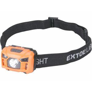 EXTOL - LIGHT Nabíjecí čelovka, 100 lm