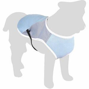 Flamingo Chladicí vesta pro psy, velikost XL 45 cm, modrá
