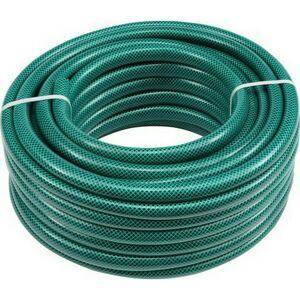 """GEKO Zahradní hadice Standard zelená, 1/2"""", 30 m"""