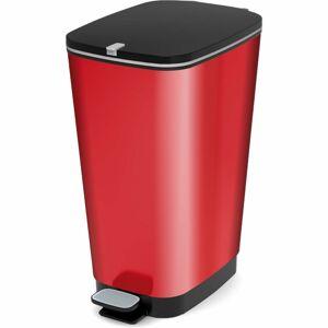 Koš na odpad Chic Bin L - Metal Red, 50L