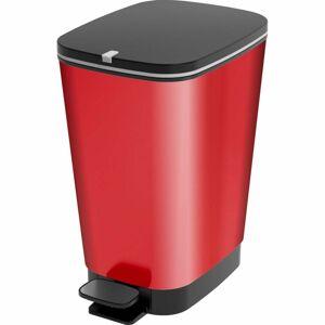 Koš na odpad Chic Bin M - Metal Red, 35L
