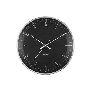 Karlsson 5754BK nástěnné hodiny