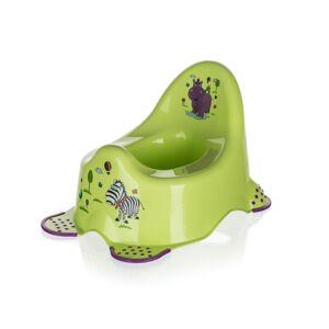 Keeeper nočník Hippo zelená