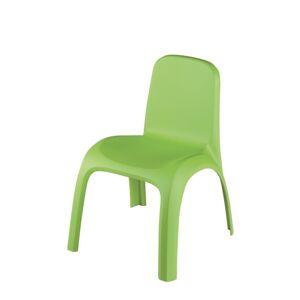 Keter Dětská židle zelená, 43 x 39 x 53 cm