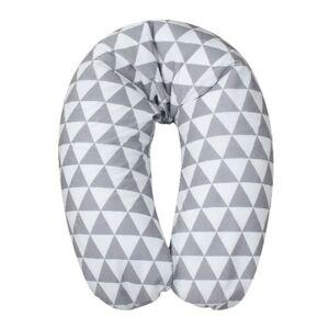Babymatex Kojicí polštář Relax šedá, 190 cm