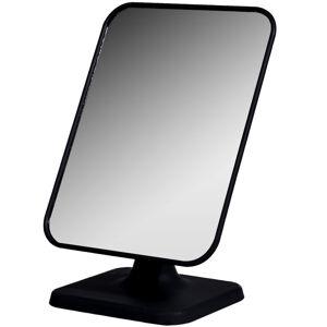 Kosmetické zrcadlo Compact Mirror černá, 21,5 x 15 cm