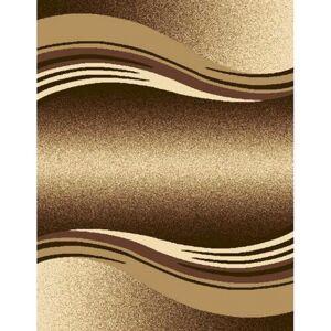 Spoltex Kusový koberec Enigma 9358 Brown, 80 x 150 cm