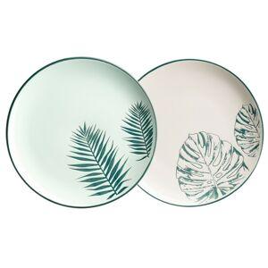 Mäser 2dílná sada dezertních talířů Petronia 20,6 cm