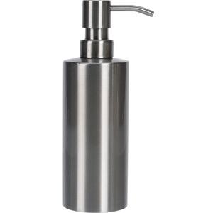 Nerezový dávkovač mýdla Coline, 6 x 19 cm