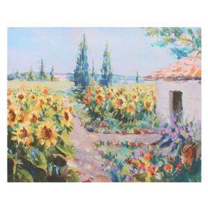Obraz na plátně Sunflowers