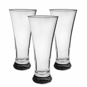Pasabahce 3dílná sada sklenic na pivo Pub, 320 ml