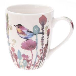Porcelánový hrnek Sparrow, 340 ml