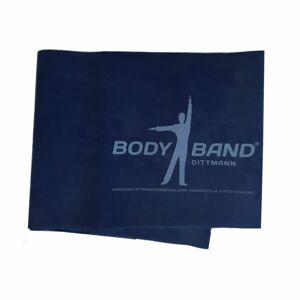 Posilovací guma Body-Band 2,5 m, modrá