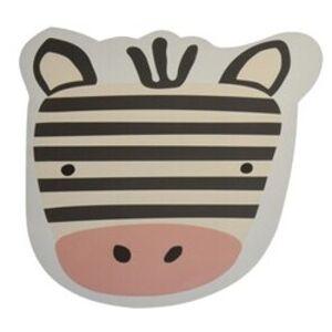 Prostírání Zebra, 40 x 40 cm