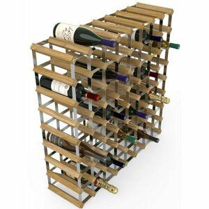 RTA Stojan na 72 láhví vín, světlý dub