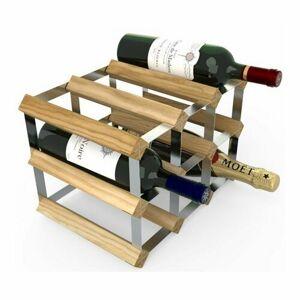 RTA Stojan na 9 láhví vín, světlý dub