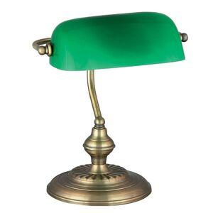 Stolní lampa Bank, Rabalux 4038