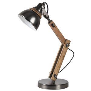 Rabalux 4199 Aksel stolní lampa antracitová, 47,5 cm