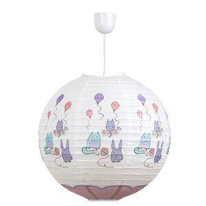 Rabalux 4632 Cathy dětské stropní svítidlo, růžová