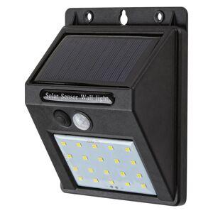 Rabalux 7880 Ostrava venkovní solární LED svítidlo s pohybovým senzorem, 12,5 cm