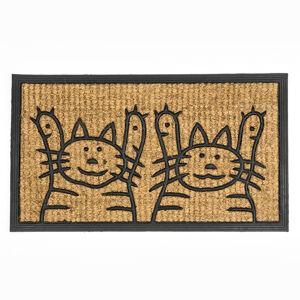 BO-MA Trading Rohožka slabá kočky 2, 40 x 70 cm