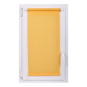 Egibi Roleta MINI Rainbow Line oranžová, 81 x 150 cm