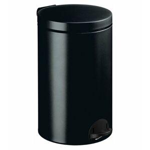 Rossignol Pedálový odpadkový koš Sanelia 20 l, černá