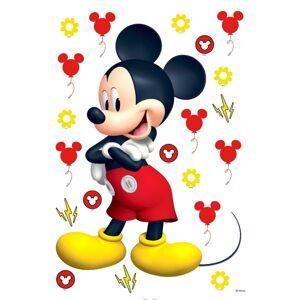 Samolepicí dekorace Mickey Mouse 42,5 x 65 cm