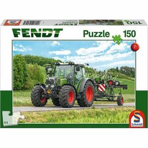 Schmidt Puzzle Traktor Fendt 211 Vario, 150 dílků