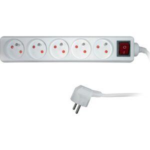 Sencor Prodlužovací kabel SPC 30 3m 5 zásuvek vypínač