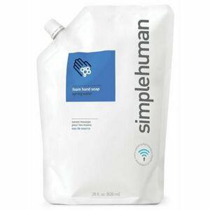Simplehuman Hydratační pěnové mýdlo 828 ml, spring water