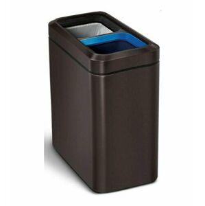 Simplehuman Odpadkový koš na tříděný odpad 20 l, ,